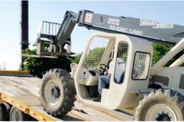 Massive Equipment Rental Sales