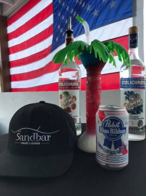 Sandbar Daiquiri Bar & Grill