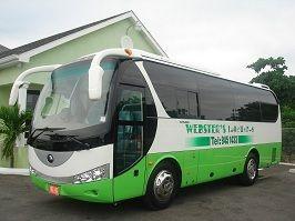 Webster's Tours Ltd.