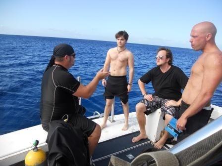 Go Pro Diving