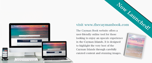 The Cayman Book Website has launched