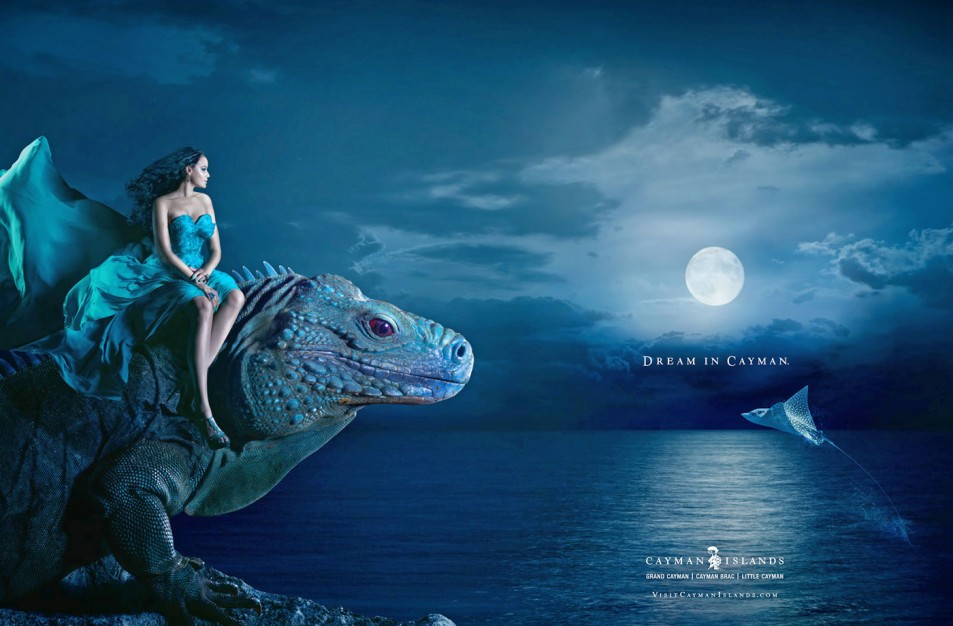 Tourism dreams big with new ad campaign