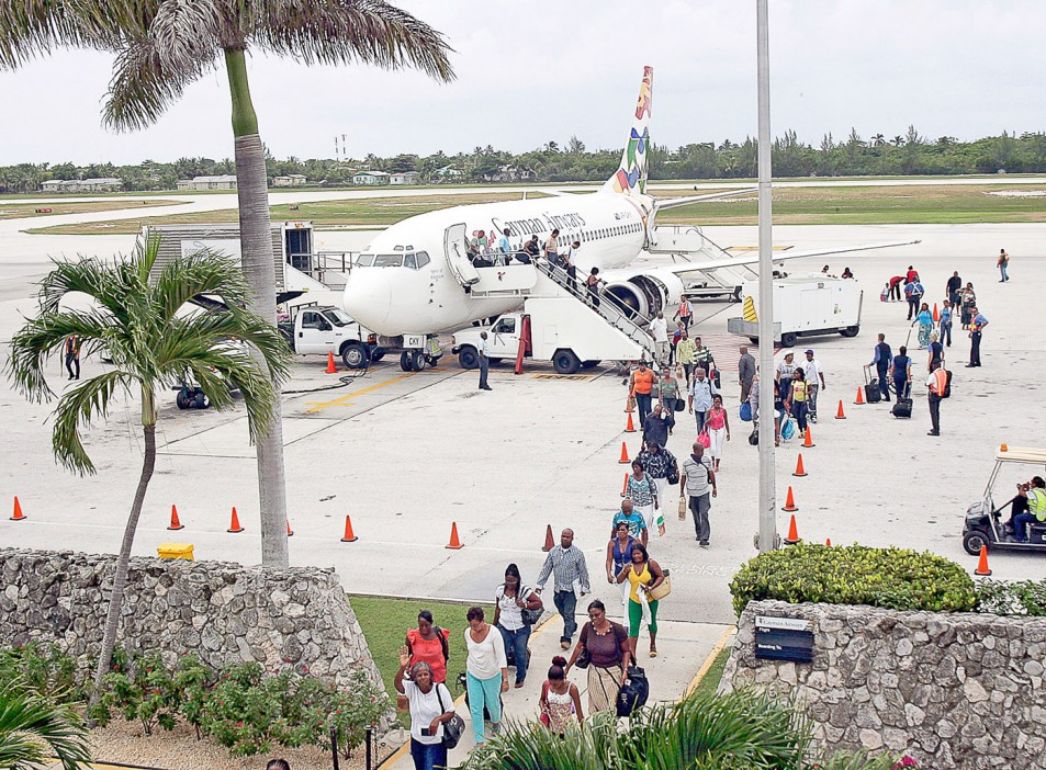 Tourism sector continues to smash records