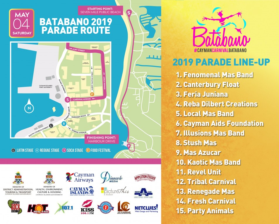 Batabano grows to biggest parade in Cayman