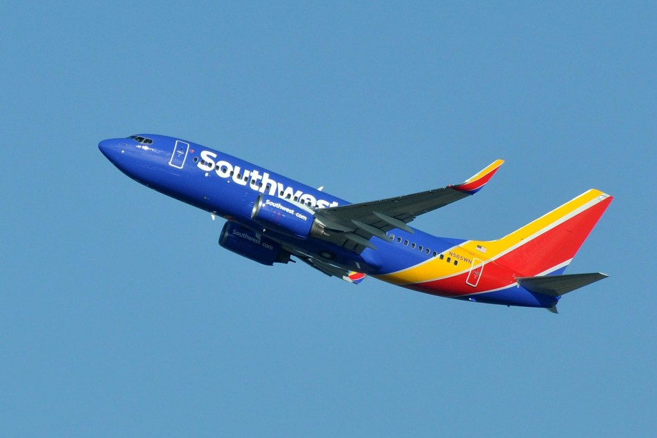 Southwest Airlines new Baltimore/Washington route opens