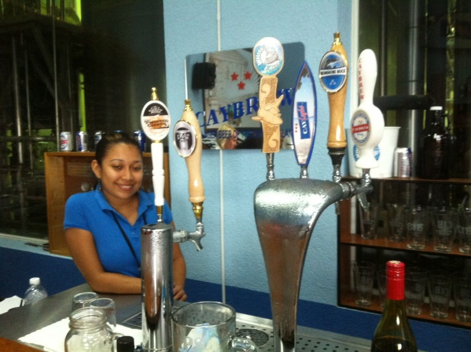 CITA's Mix n' Mingle at the Cayman Islands Brewery