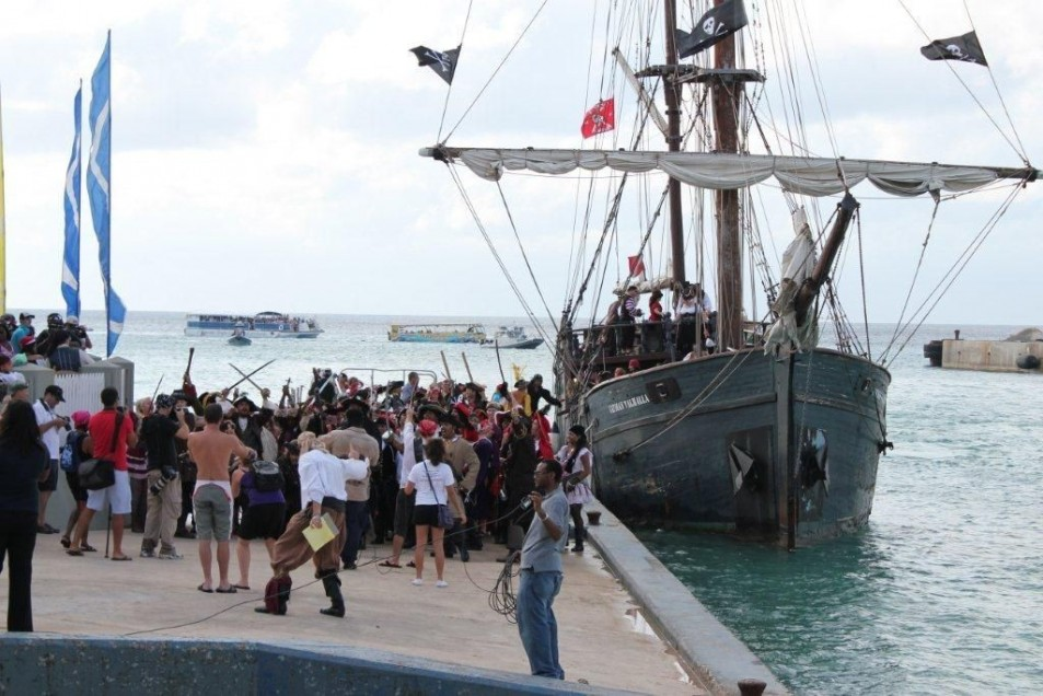 Cayman Pirates Week Festival