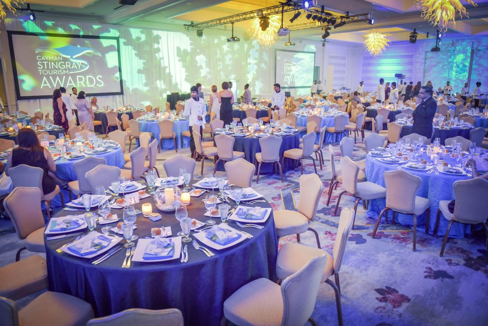 2016 Cayman Stingray Tourism Awards