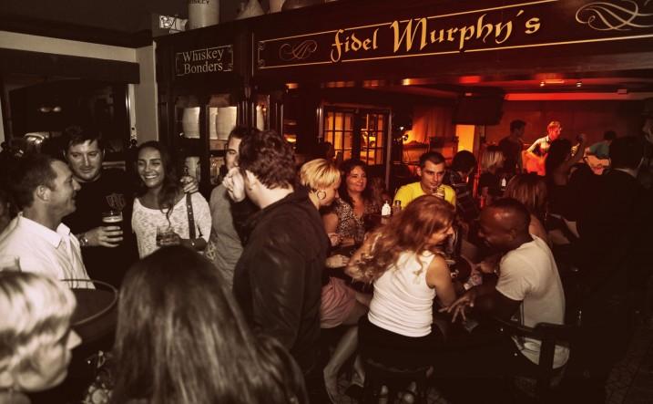 Fidel Murphy's