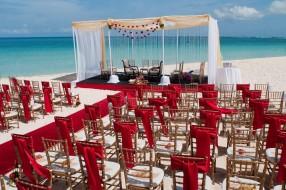 Beach Wedding by Celebrations
