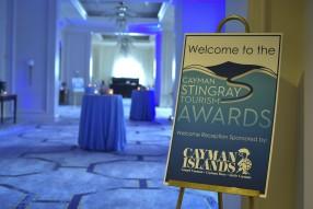 2016 Cayman Stingray Tourism Awards