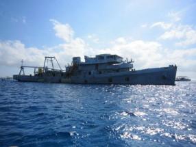 Kittiwake Sinking 2011