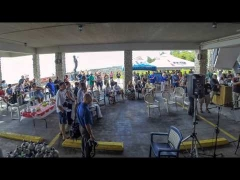 Time Lapse of The Guardian Dedication Party at DiveTech's Lighthouse Point