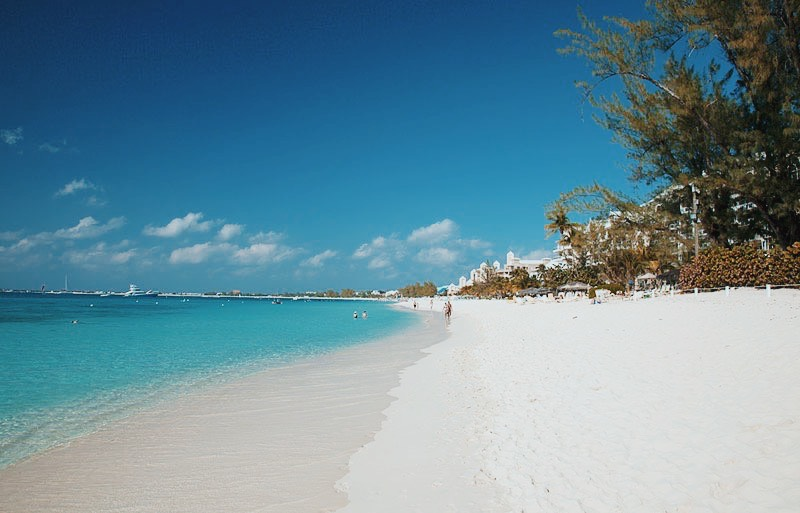 Grand Cayman's Seven Mile Beach: Best Beach in the Caribbean