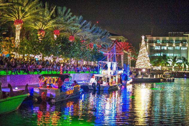 Island Christmas Theme.Cita Members Participate And Win In Parade Of Lights 2016